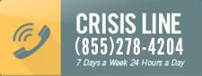 Crisis Line: (855) 278-4204